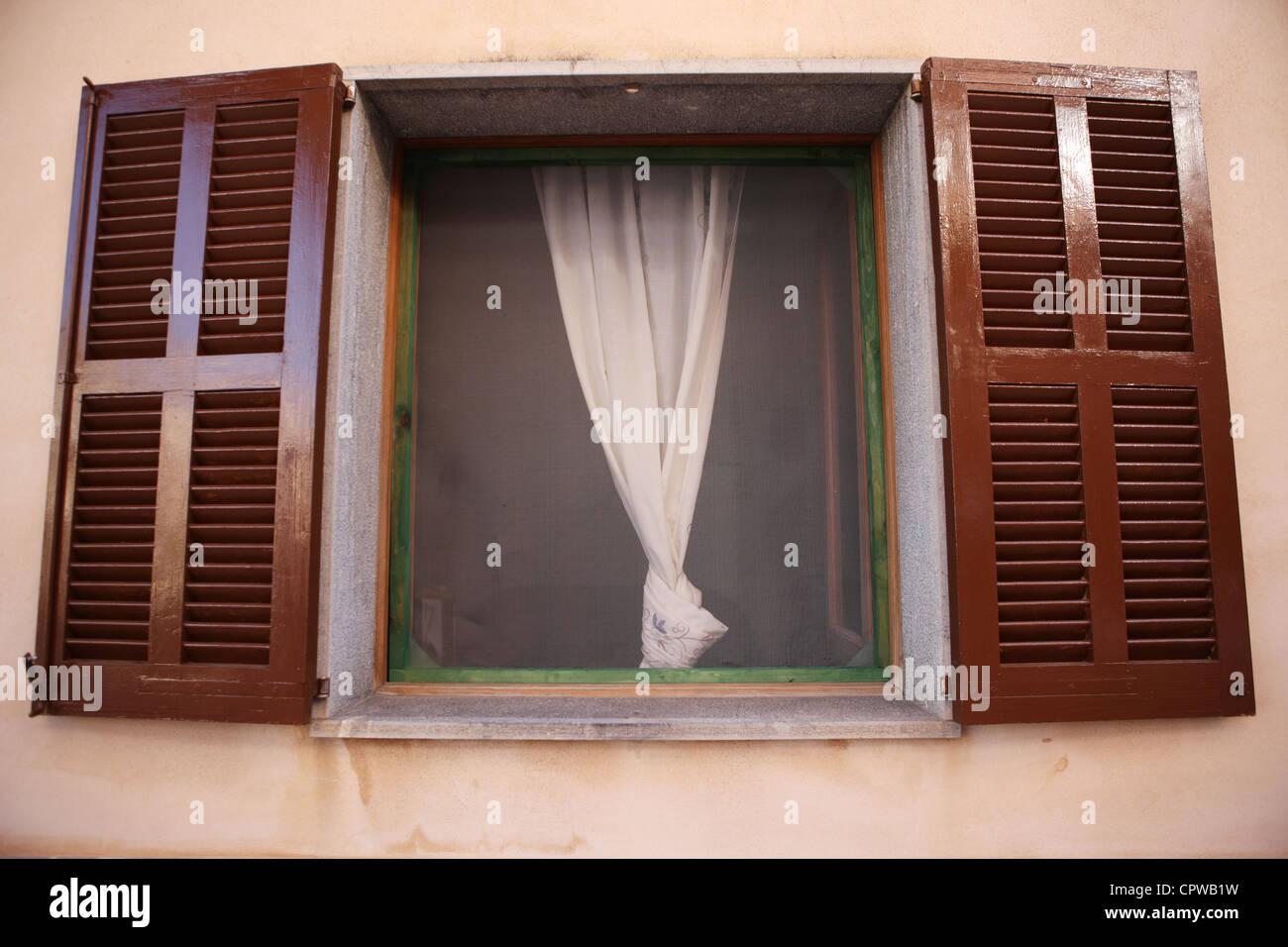 Spanien, Mallorca, 20120524, Haus auf Mallorca Stock Photo
