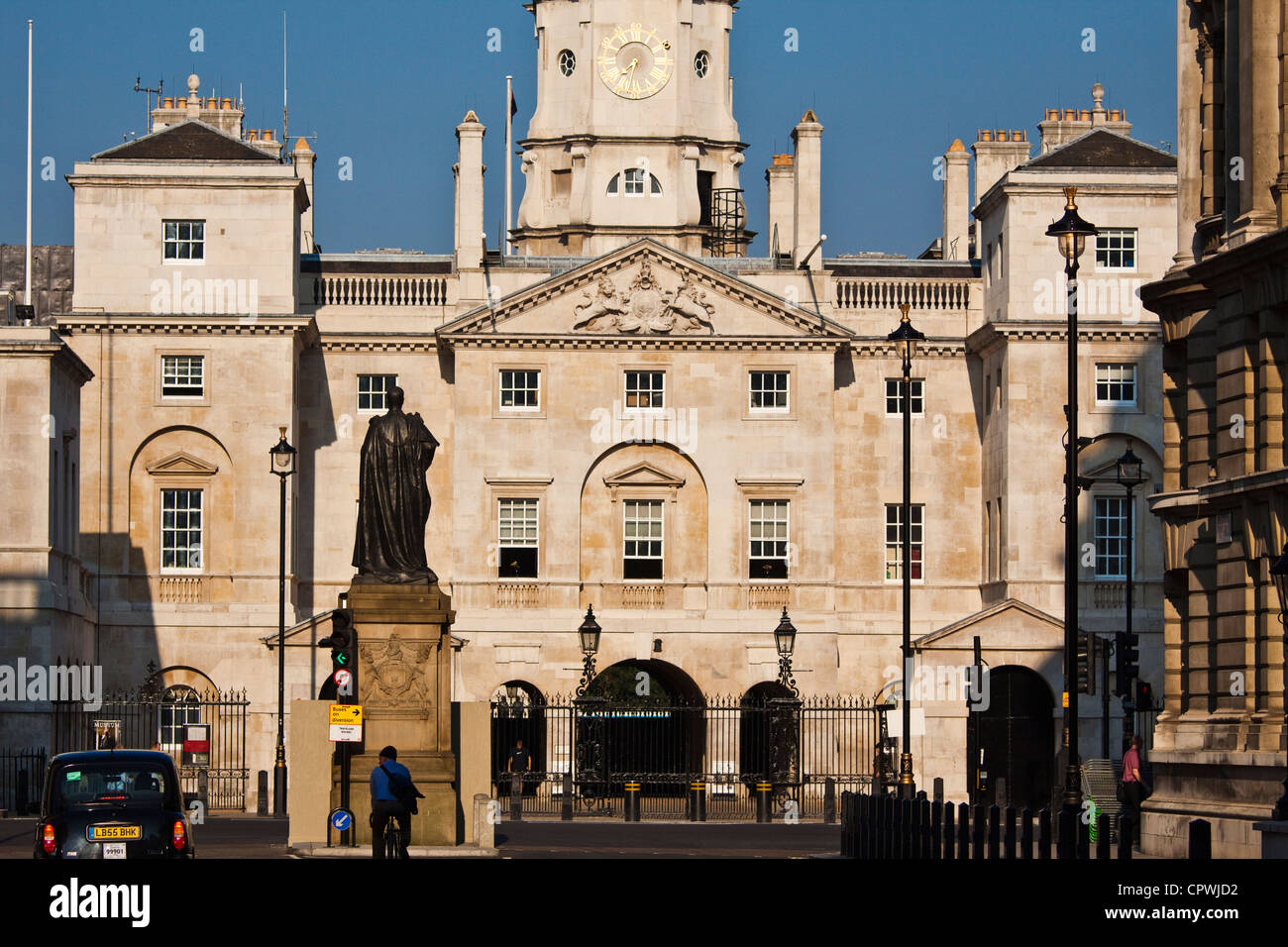 Horseguards - Stock Image