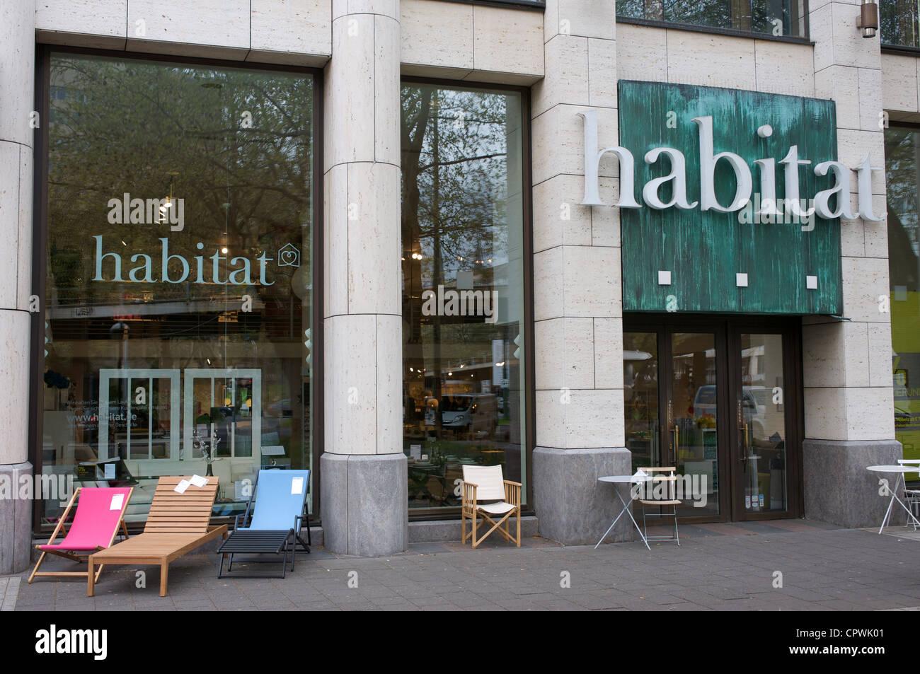 Habitat Düsseldorf habitat shop düsseldorf germany stock photo 48506865 alamy
