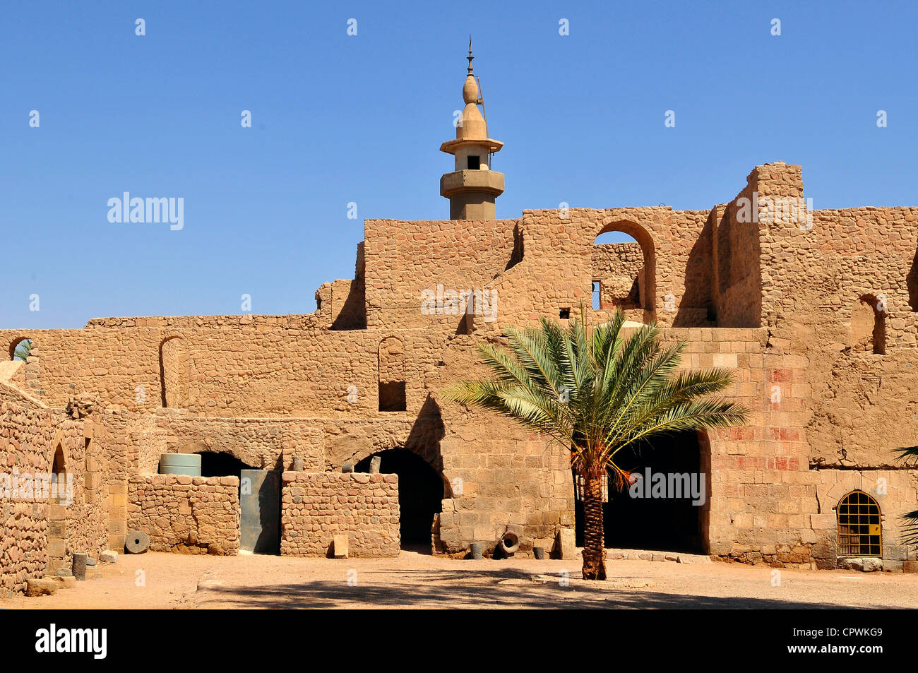 Image result for Aqaba fortress