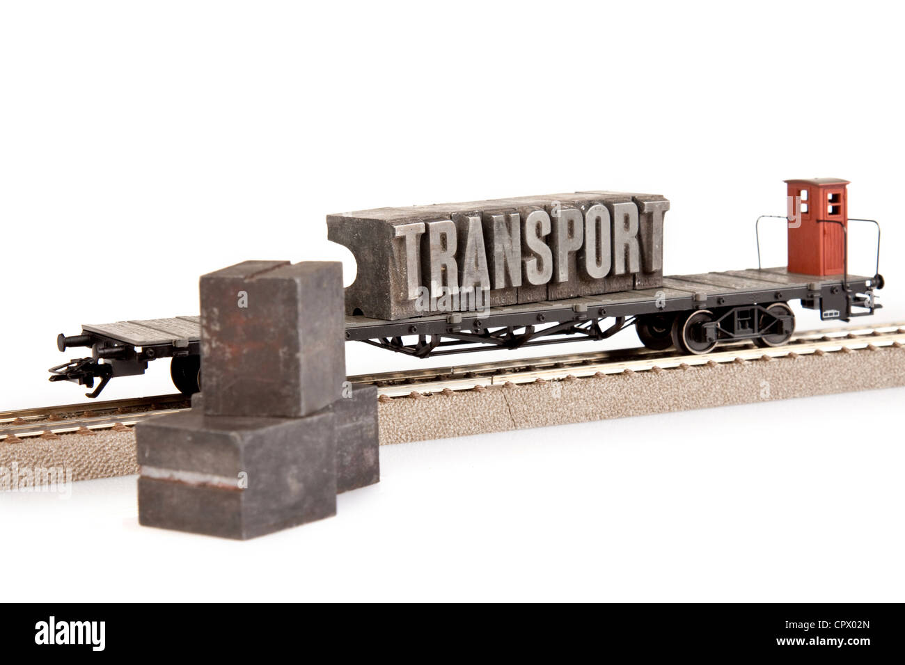 Transport concept RF Stock Photo