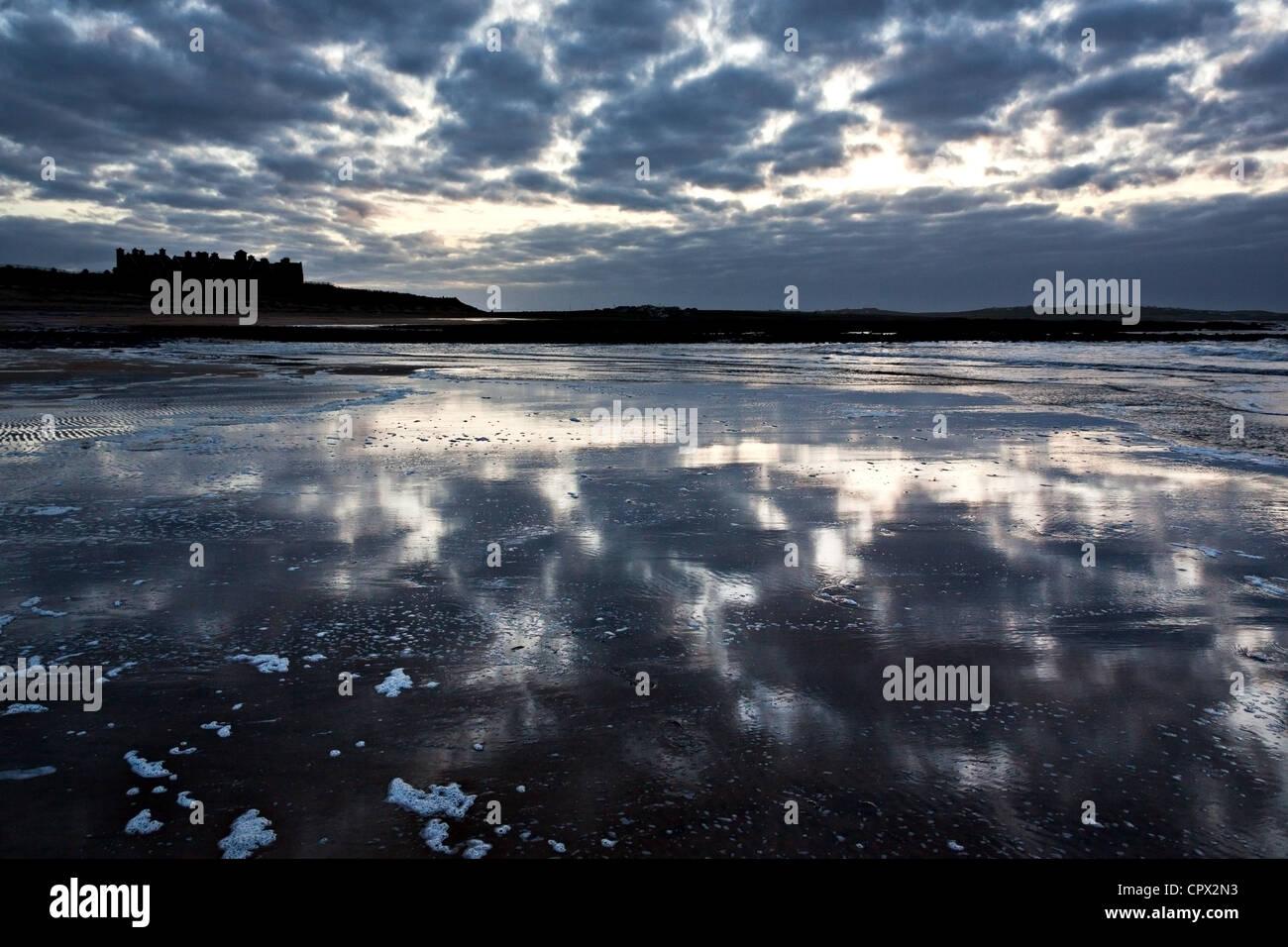Doughmore beach, doonbeg, county clare, ireland - Stock Image