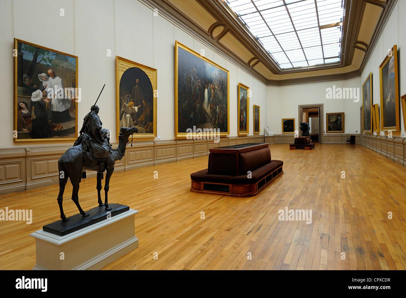 musee des beaux arts stock photos musee des beaux arts. Black Bedroom Furniture Sets. Home Design Ideas