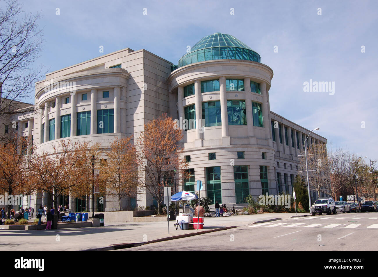 North Carolina Museum of Natural Sciences, Raleigh, North Carolina - Stock Image
