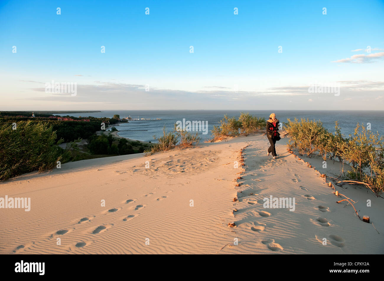 Prosecutors protect the Curonian Spit National Park 21
