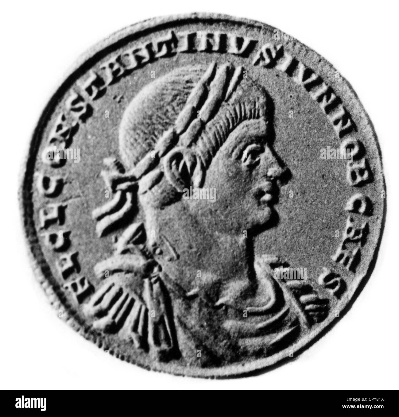 a biography of flavius valerius constantinus a roman emperor Flavius valerius constantinus, who would become roman emperor constantine i, was born on february 27, circa 280 (sources range from 272 to his father, flavius valerius constantius, was an officer in the roman army constantine's mother, helena, was from humble beginnings it is unknown.