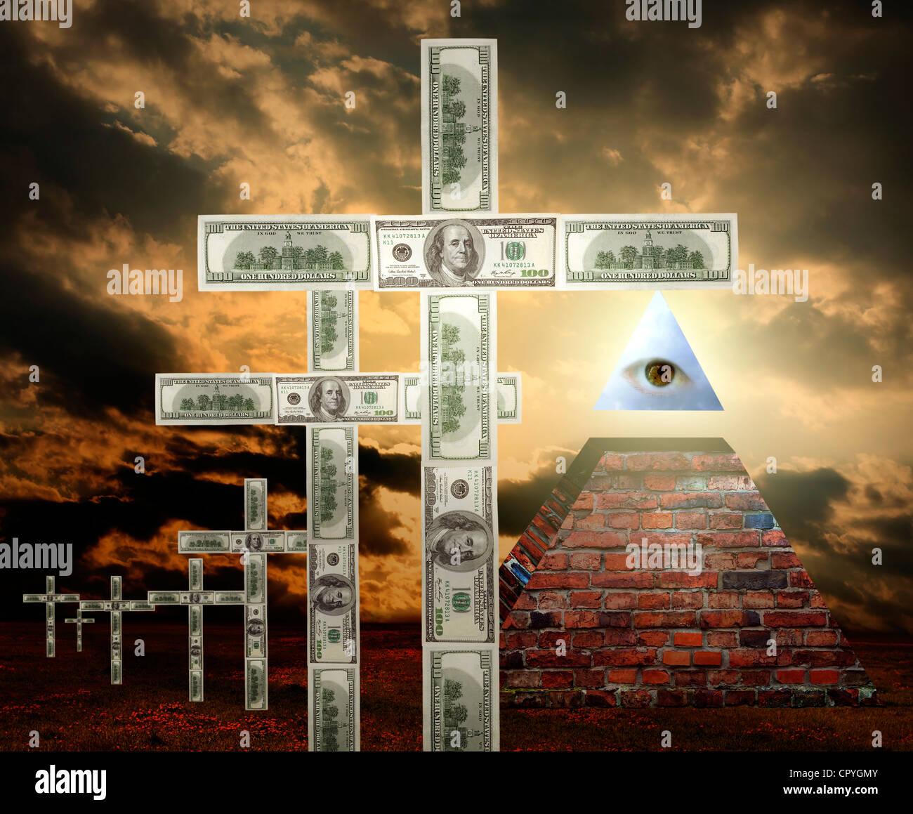 Illuminati Stock Photos & Illuminati Stock Images - Alamy