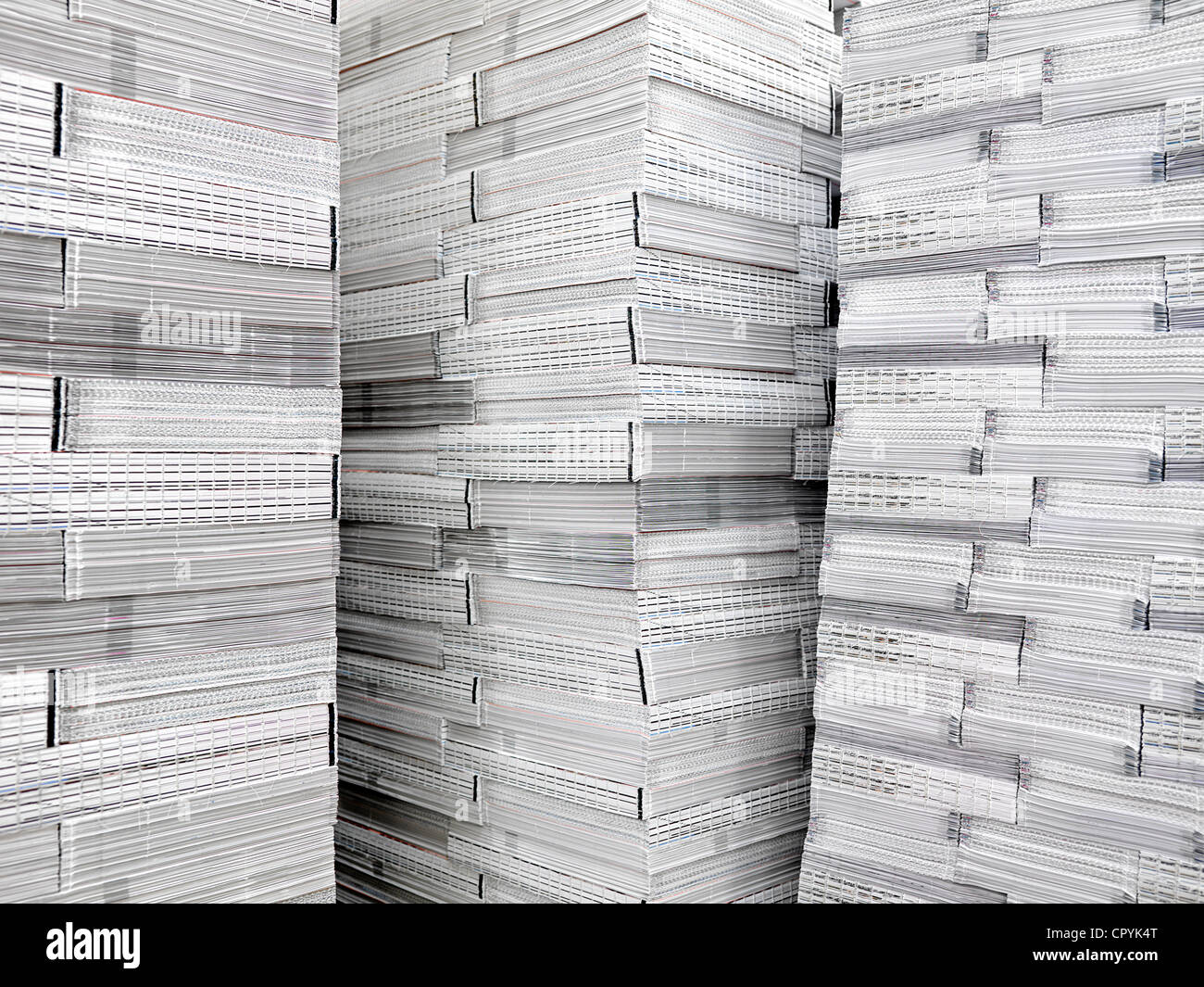 A full scale printing press in Singapore Stock Photo: 48550904 - Alamy