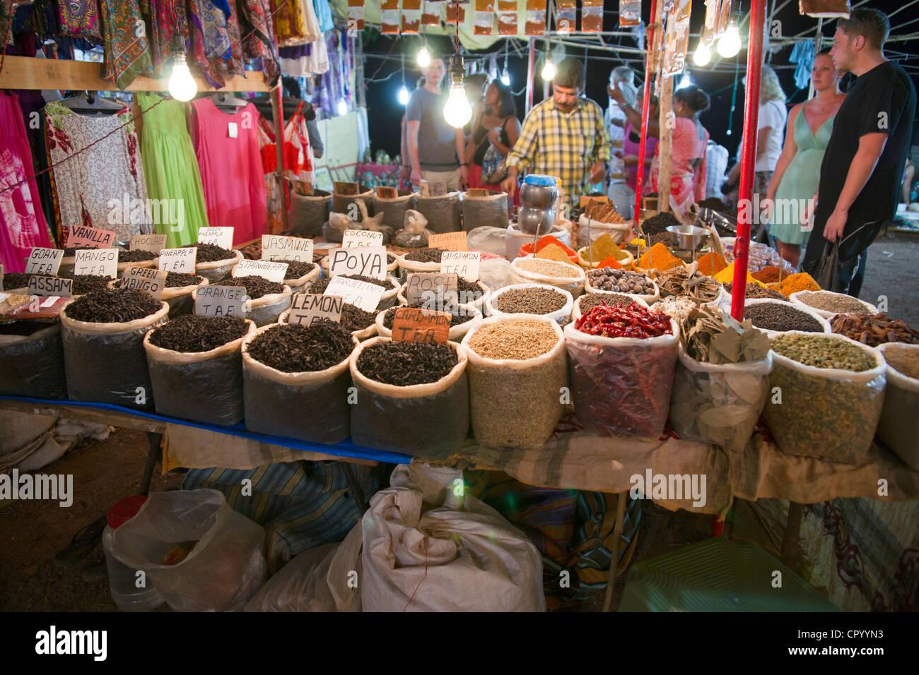 Norwich Market Food Stalls