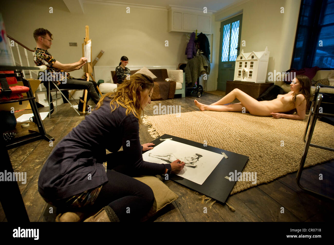 Drawing Class Stock Photos & Drawing Class Stock Images - Alamy