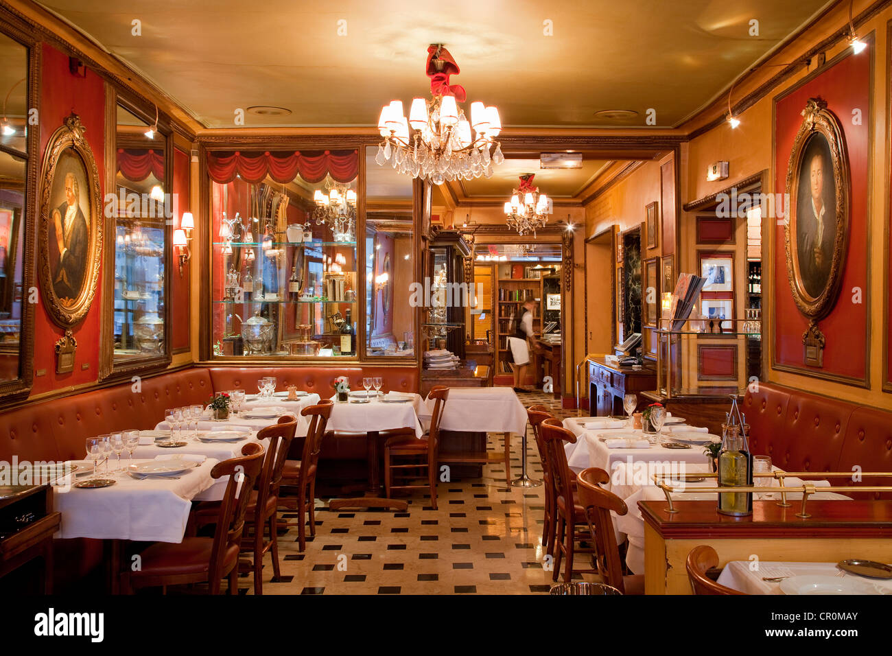 Procope Restaurant Paris