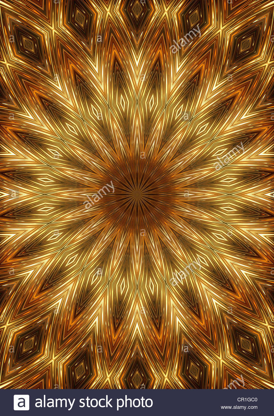Brown And Yellow Living Room Decor: Concentric Circles Drawing Stock Photos & Concentric
