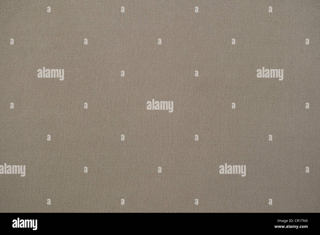 Drape background of gray crushed silk - Stock Image