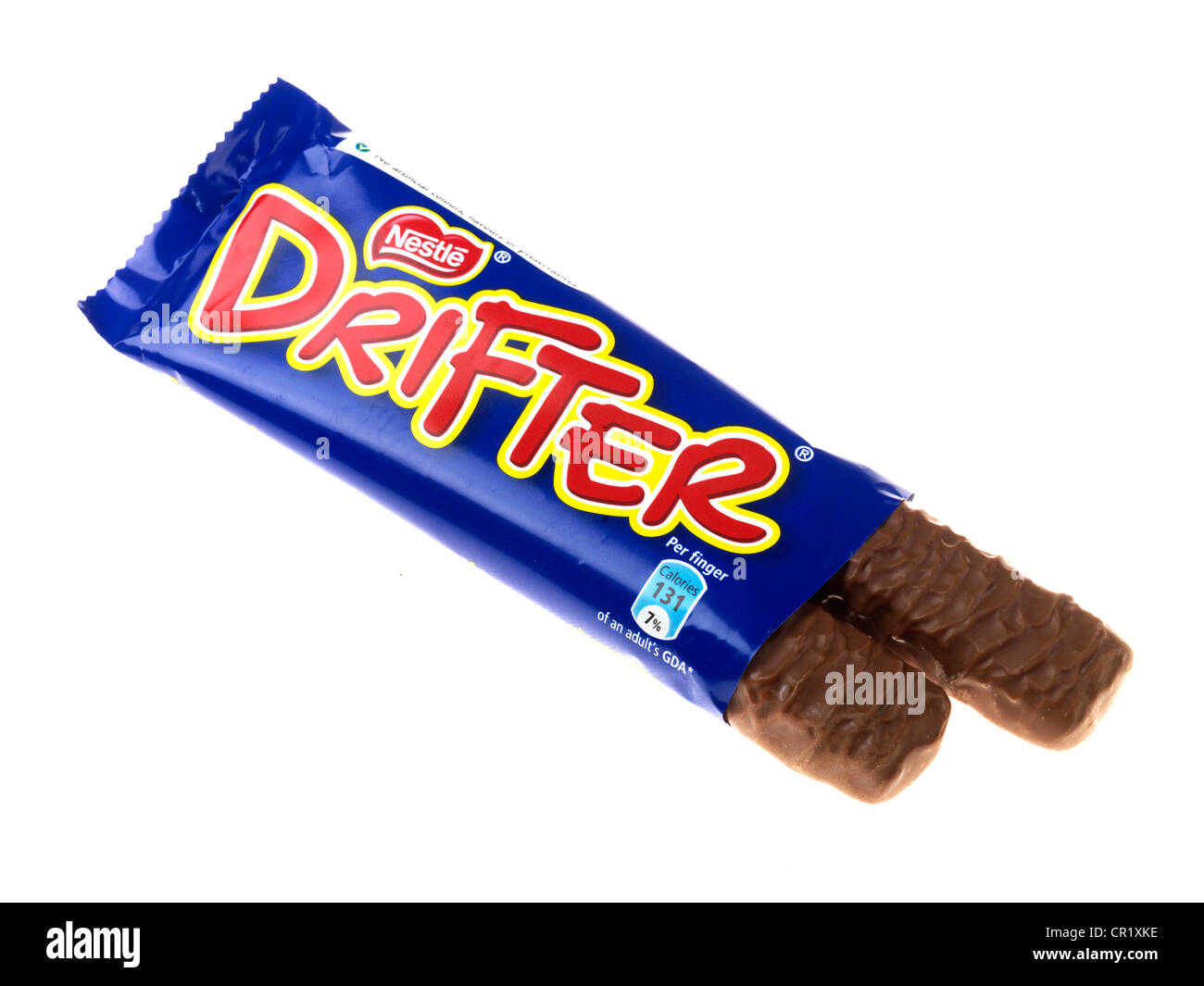 Drifter Chocolate Fingers - Stock Image