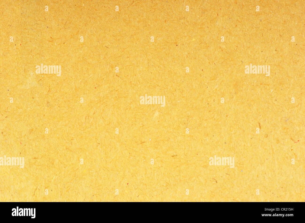 Handmade paper texture - Stock Image