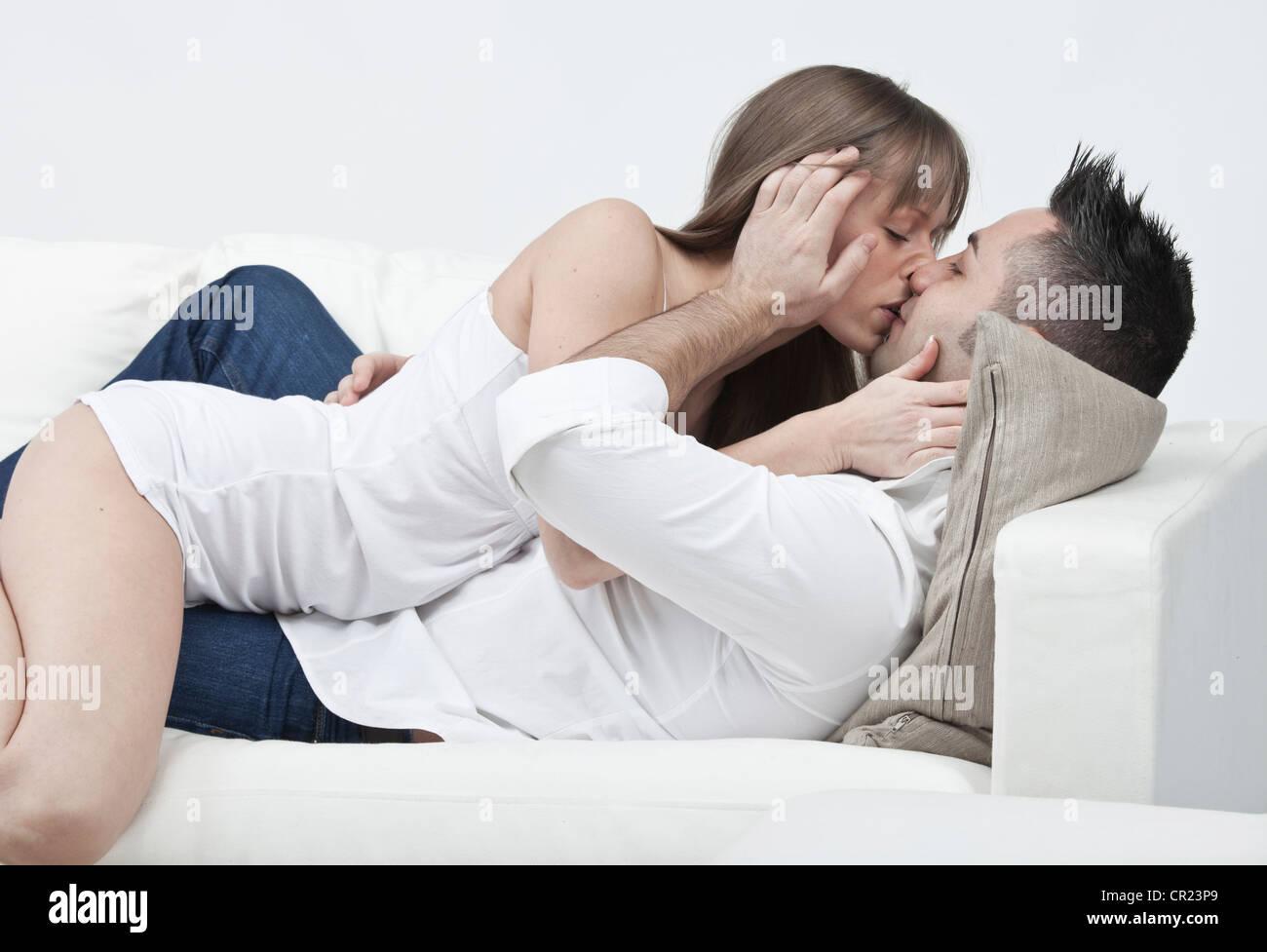 Kiss I Soffan