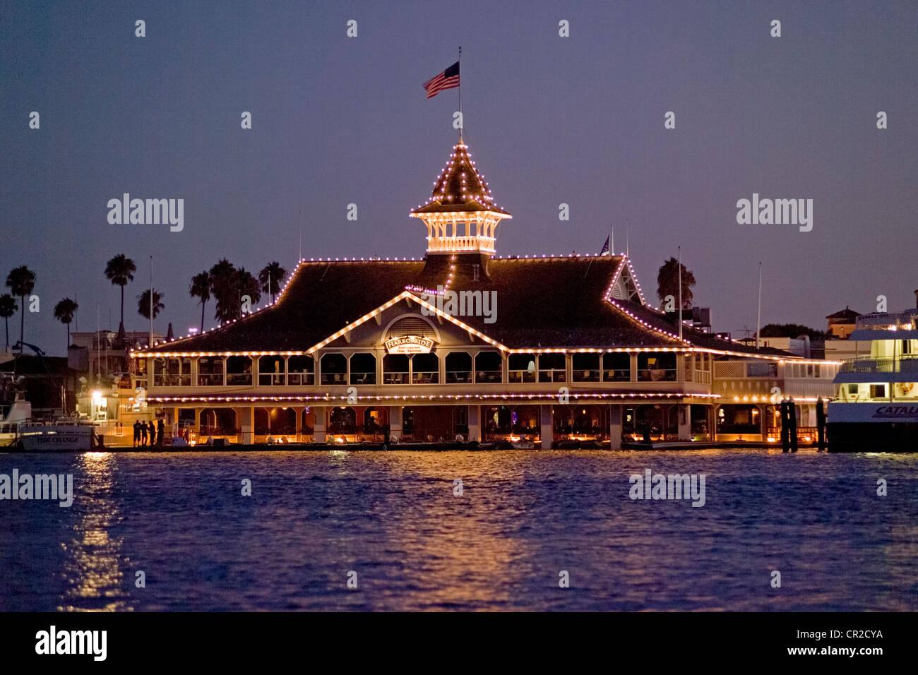 Landmark Restaurant Newport Beach