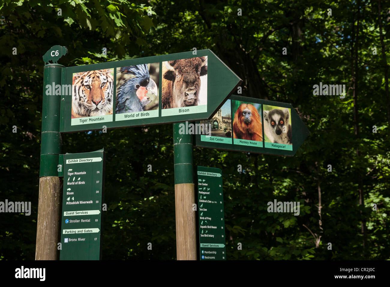 The Bronx Zoo Wildlife Conservation Society Bronx Park Bronx Nyc
