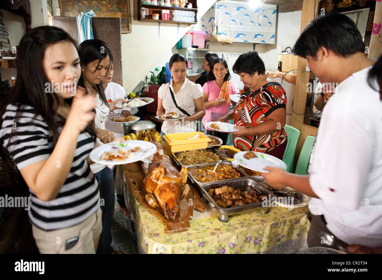 filipino culture and tradition food