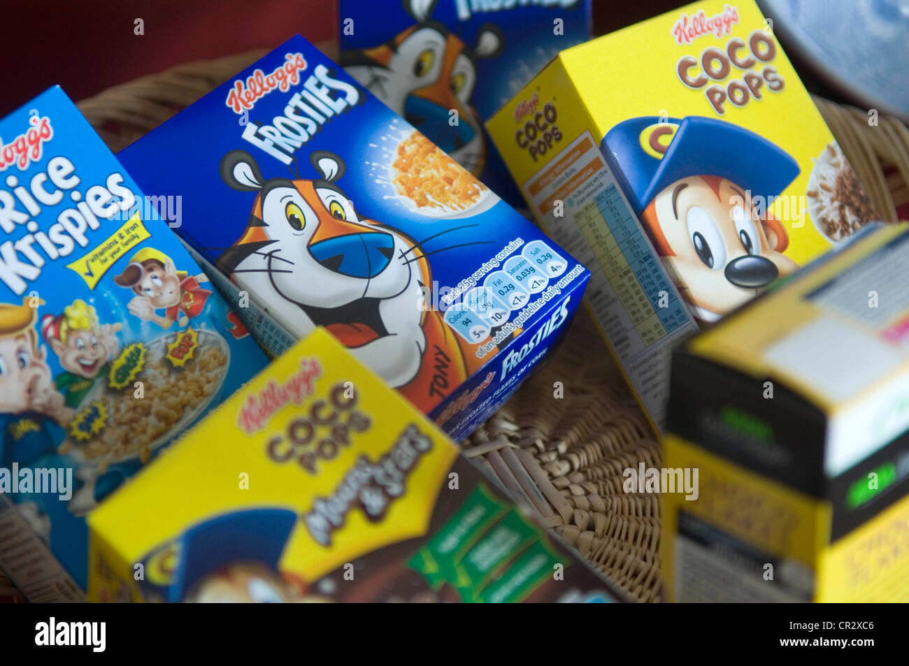 Coco Pops Cereal Uk Stock Photos Coco Pops Cereal Uk Stock Images
