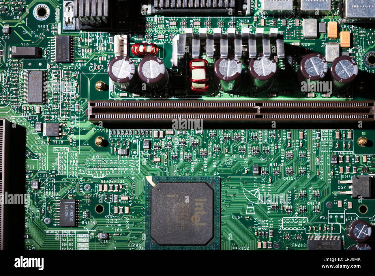 Electronics Printed Circuit Board Image Visual Dictionary Online
