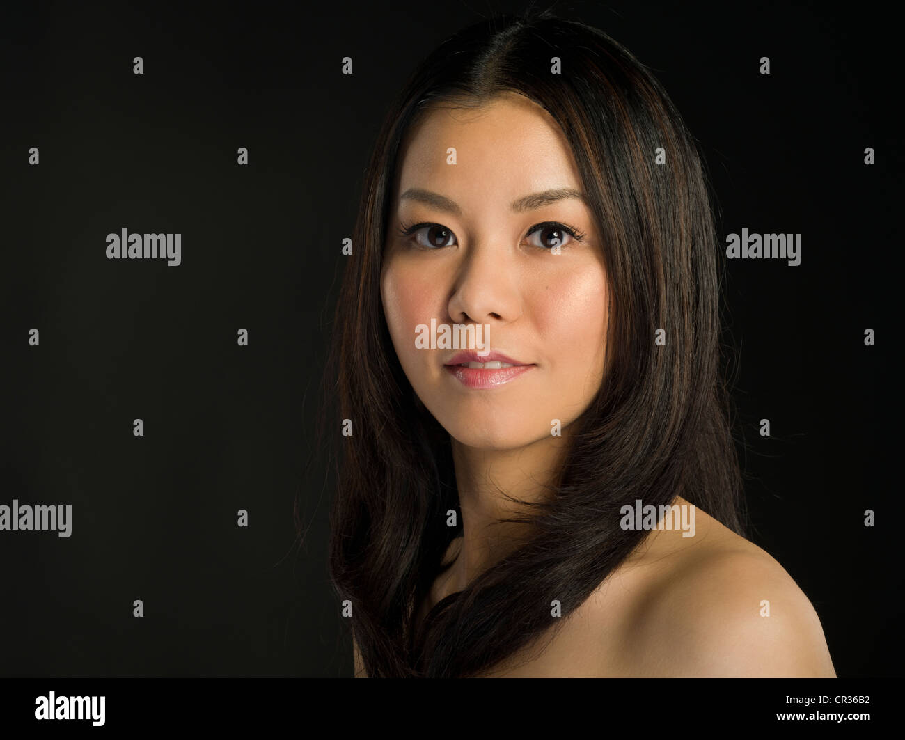 single japanese woman