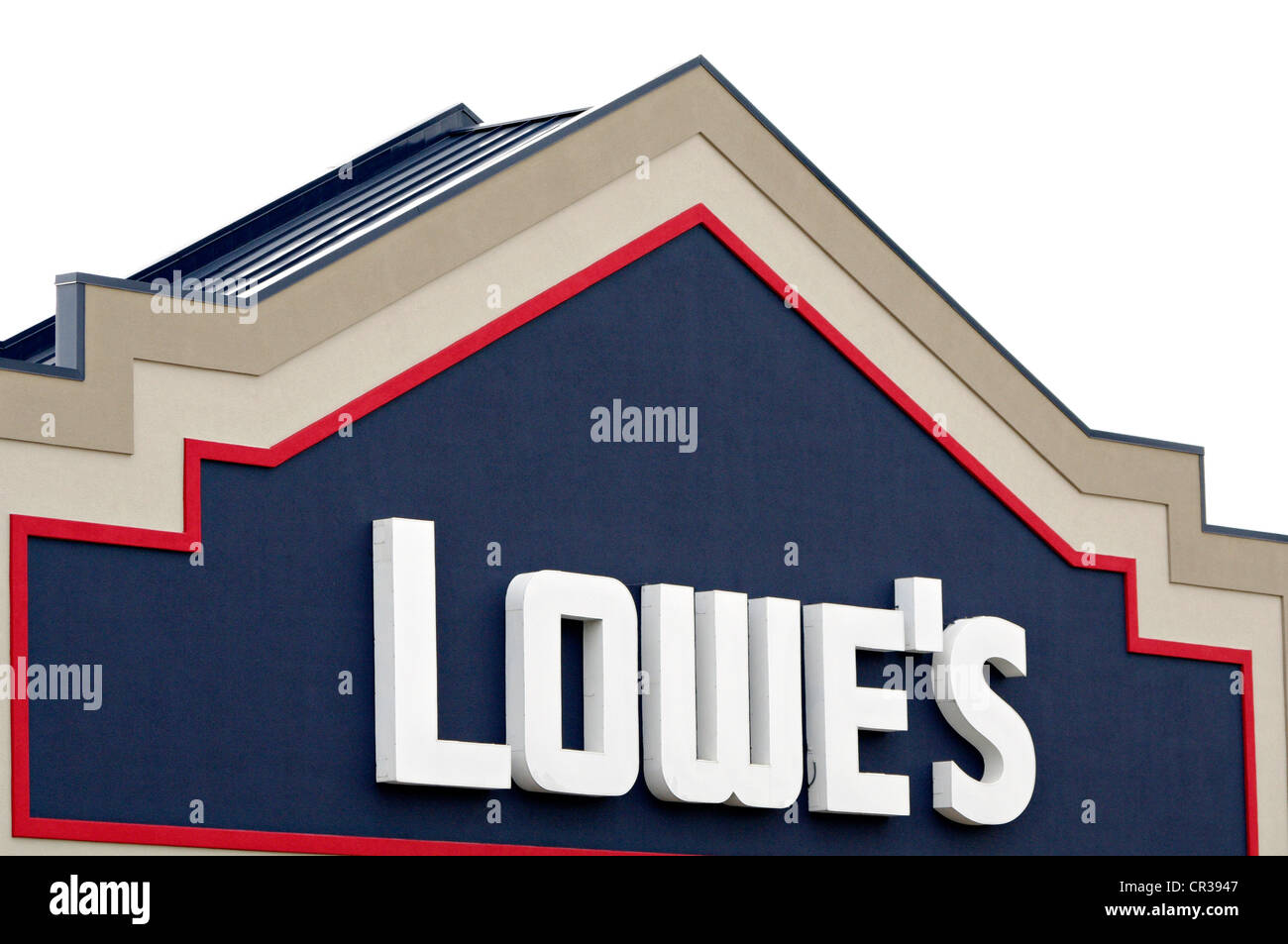 Lowes Home Improvement Store Stock Photos Lowes Home Improvement