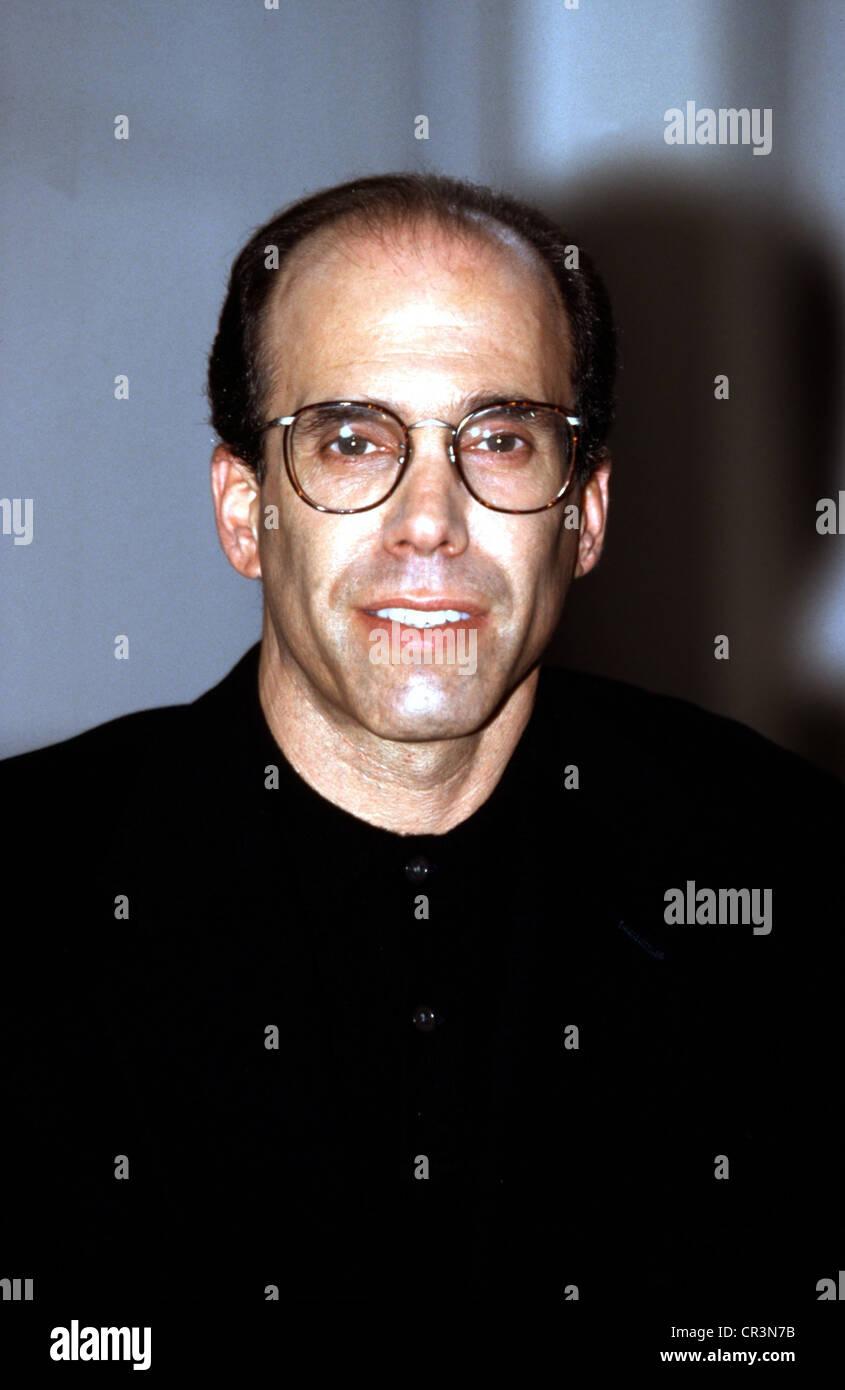 Katzenberg, Jeffrey, * 21.12.1951, American Producer, CEO of DreamWorks Animation, portrait, 1998, Additional-Rights - Stock Image