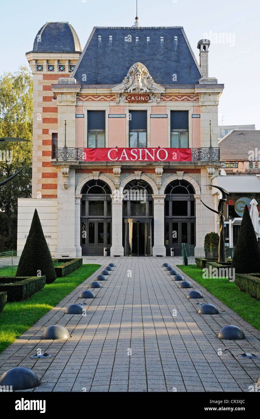 Casino besncon