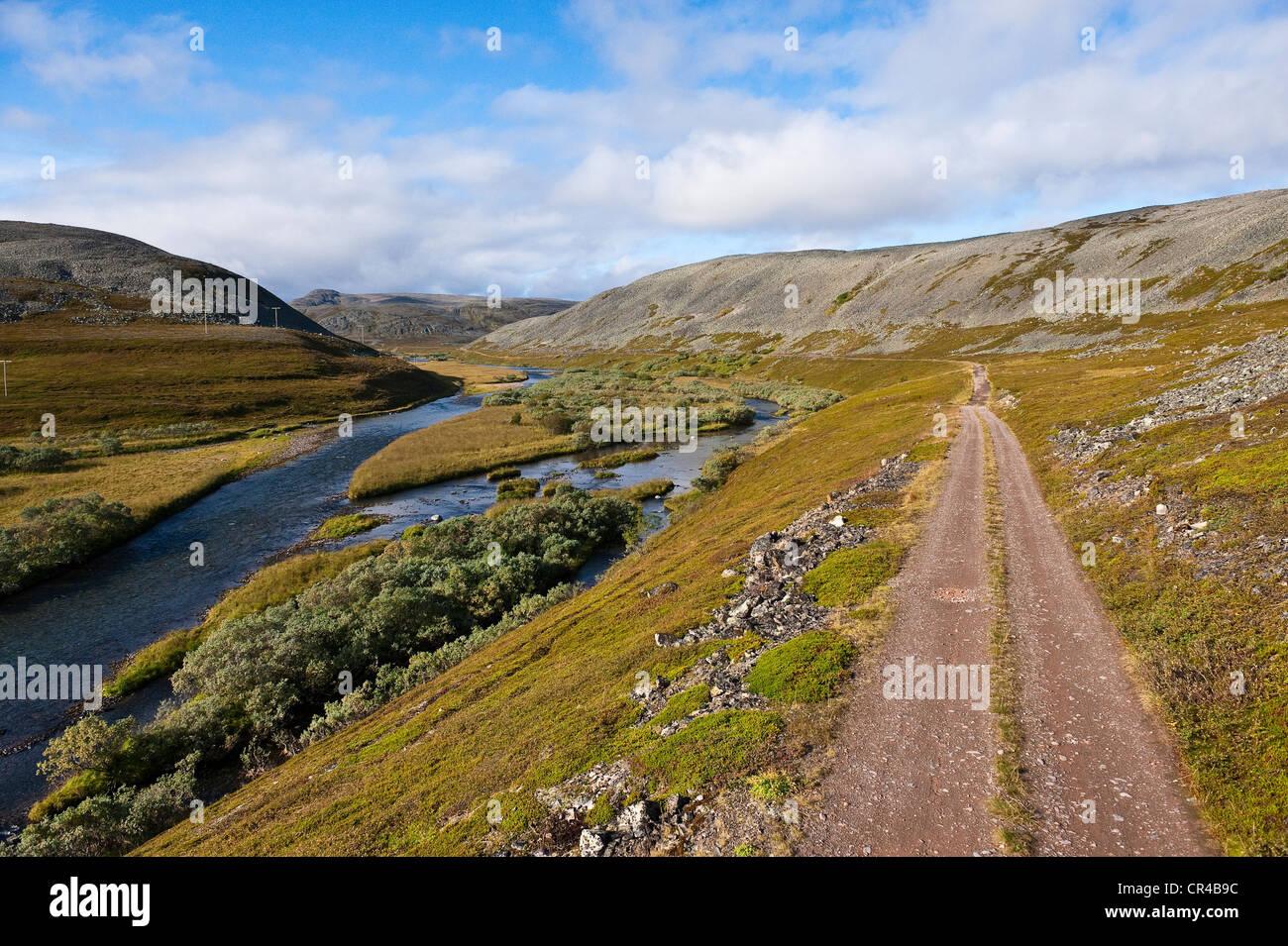 Norway, Lapland, Finnmark County, Varanger Peninsula ... | 1300 x 954 jpeg 281kB