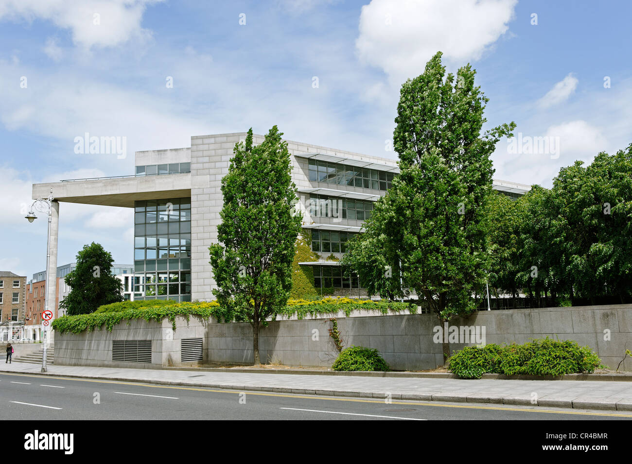 New city hall, Dublin, Republic of Ireland, Europe - Stock Image