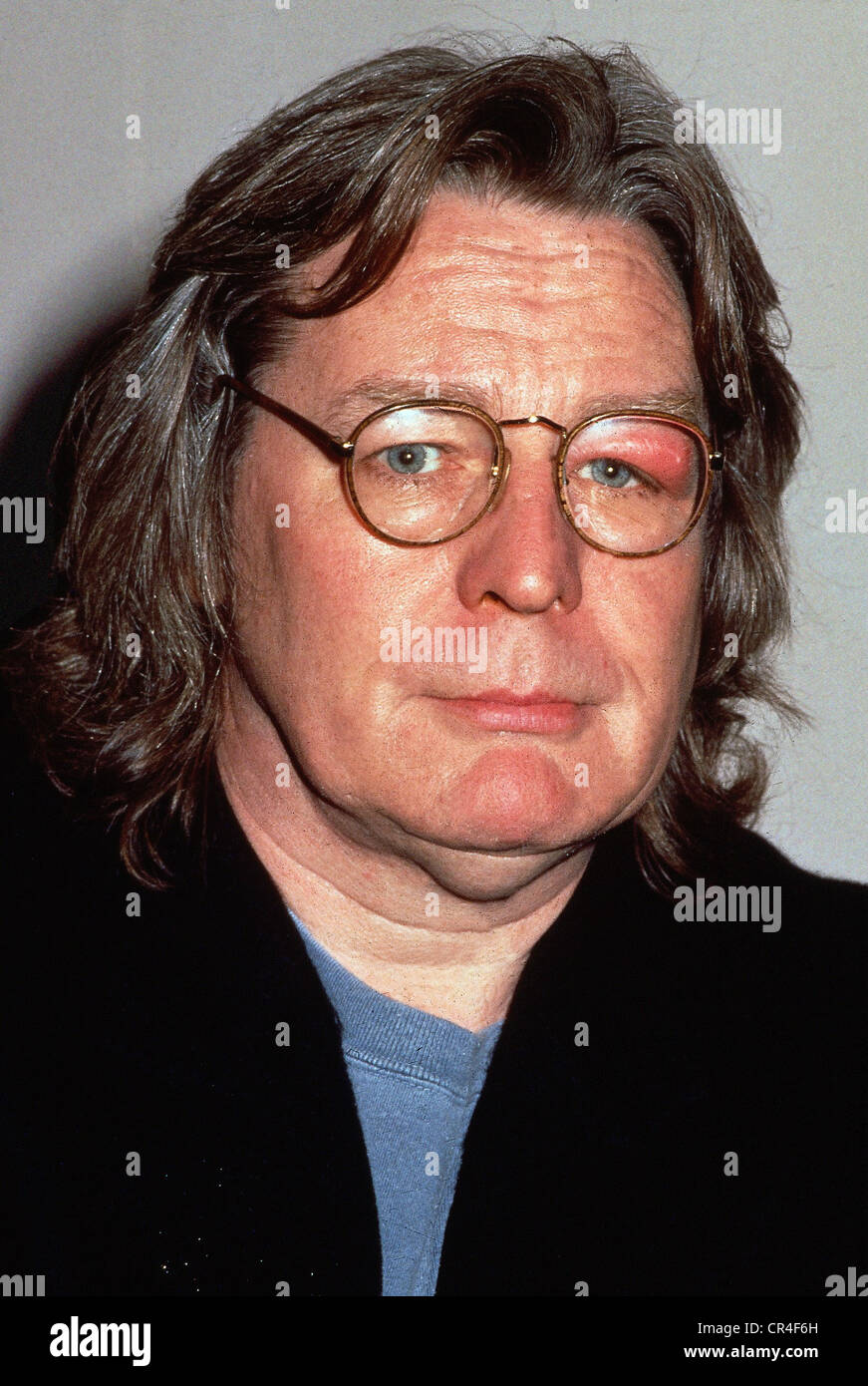 Parker, Alan, * 14.2.1944, British actor, portrait, circa 1996, Additional-Rights-Clearances-NA - Stock Image