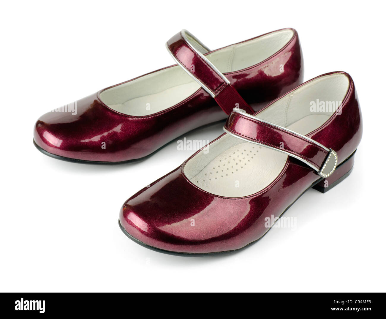 2469f9842ad4 Patent Leather Shoes Stock Photos   Patent Leather Shoes Stock ...