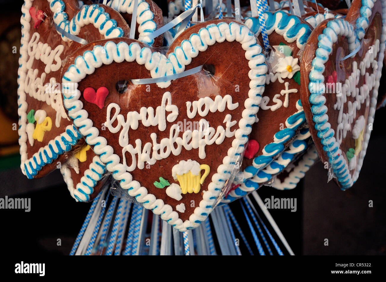 Greetings From Munich Oktoberfest Stock Photos Greetings From