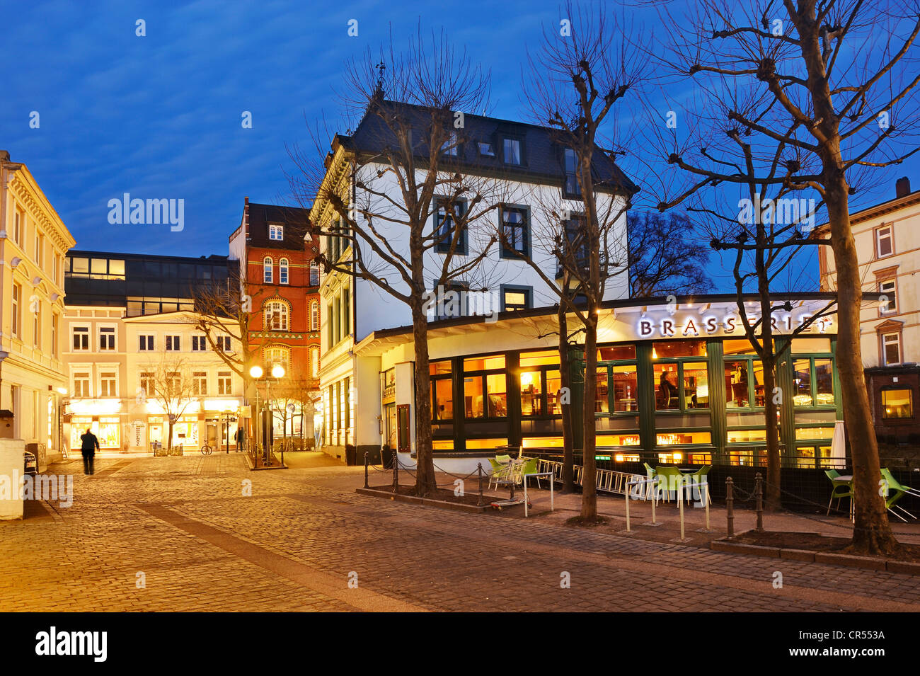 Restaurant Boulevard Europe Strasbourg