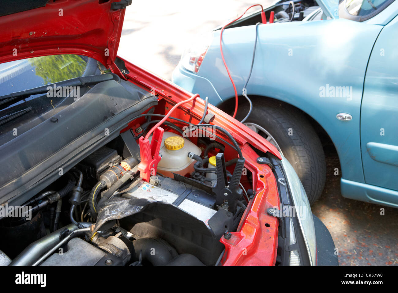 Car Wont Start Stock Photos & Car Wont Start Stock Images