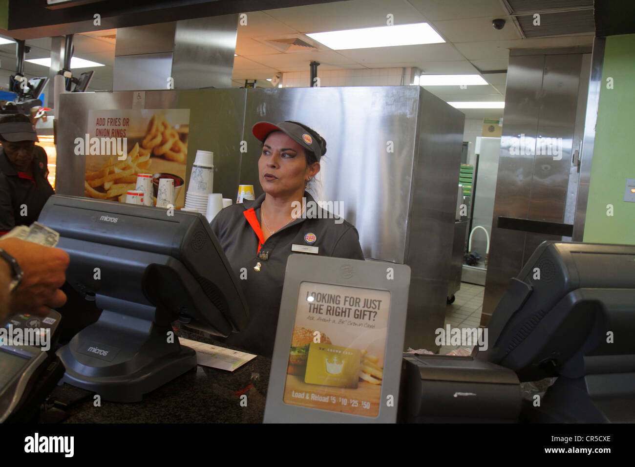 Latinos And Fast Food