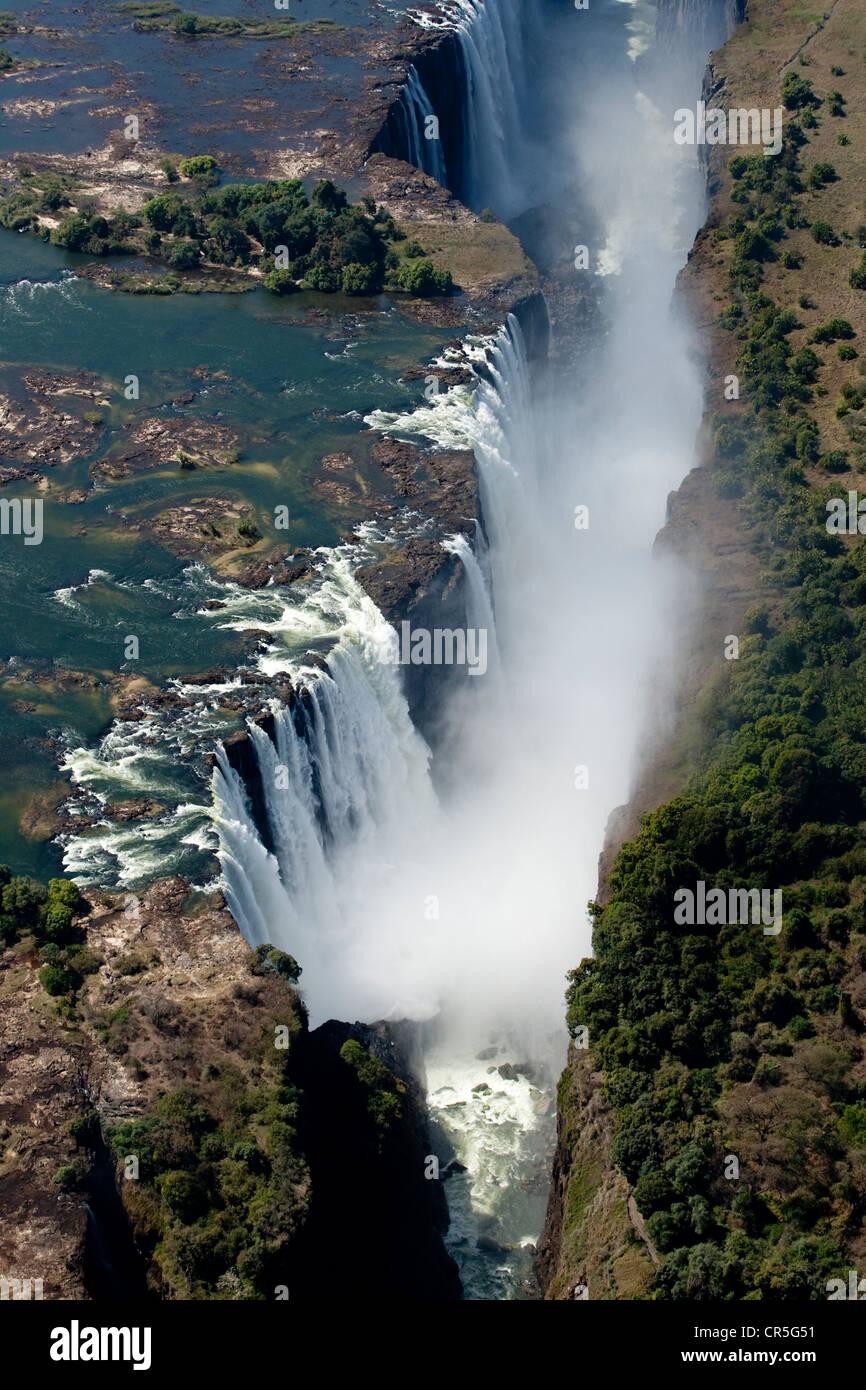 Victoria falls matabeleland north zimbabwe