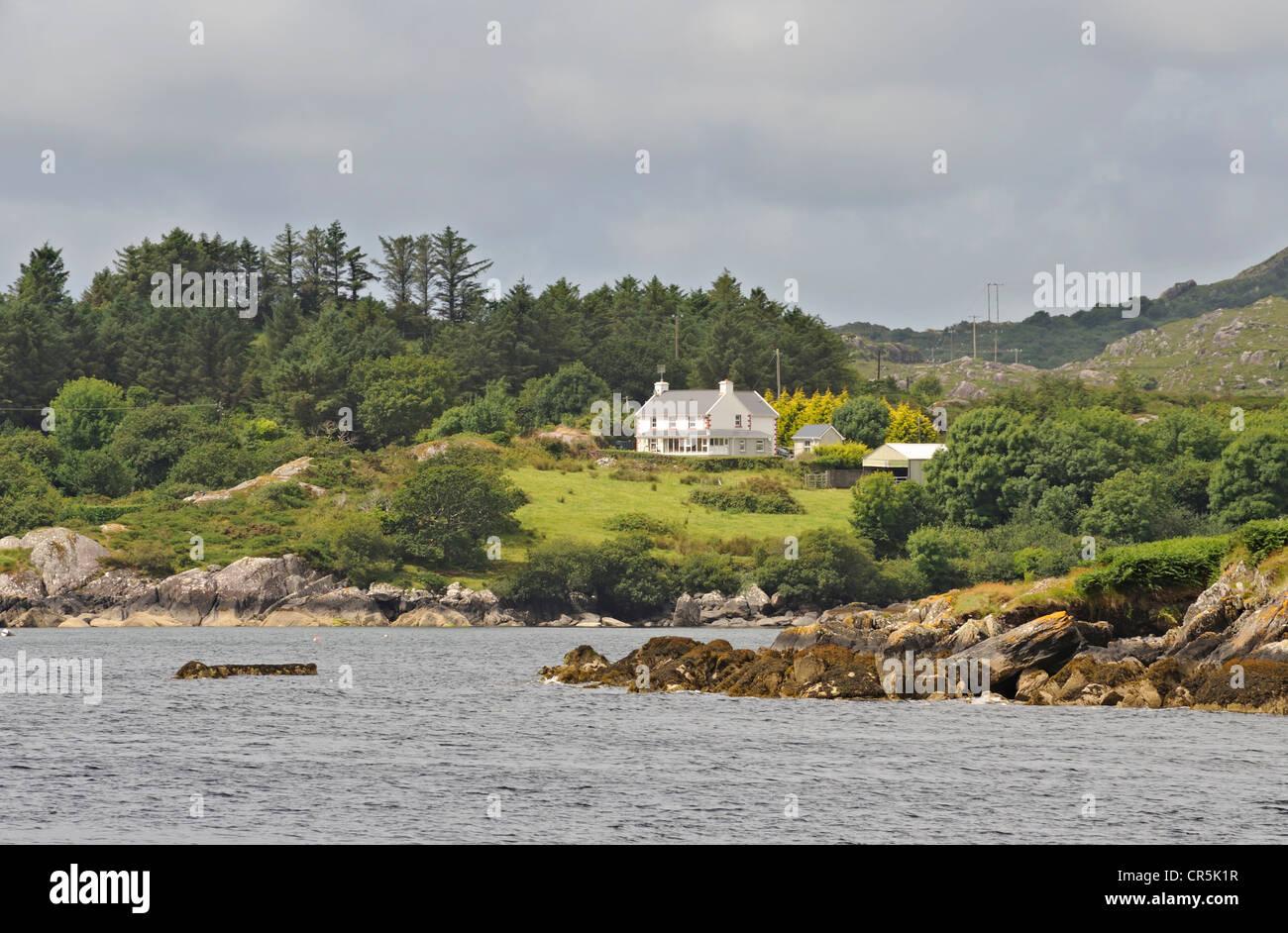 Adrigole, Beara Peninsula, West Cork, Ireland - Stock Image