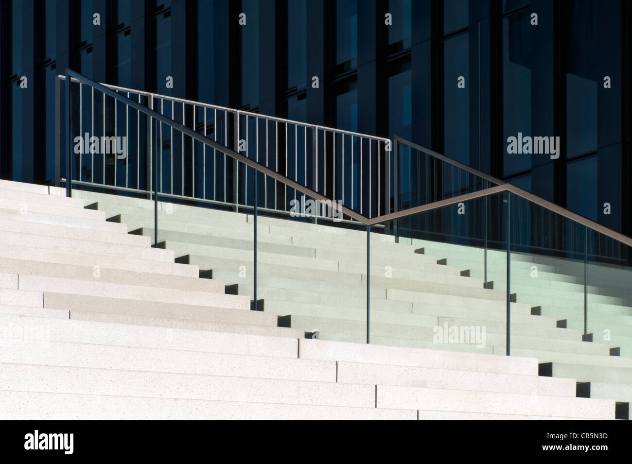 Stair Rail Stock Photos U0026 Stair Rail Stock Images   Alamy