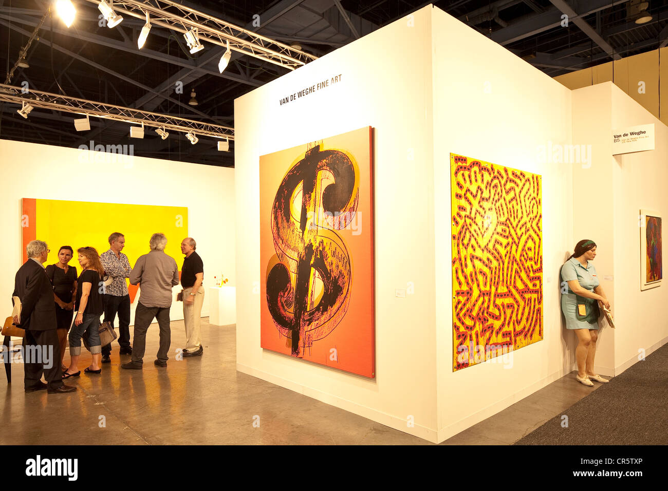 Art Basel Miami Beach Stock Photos & Art Basel Miami Beach Stock ...
