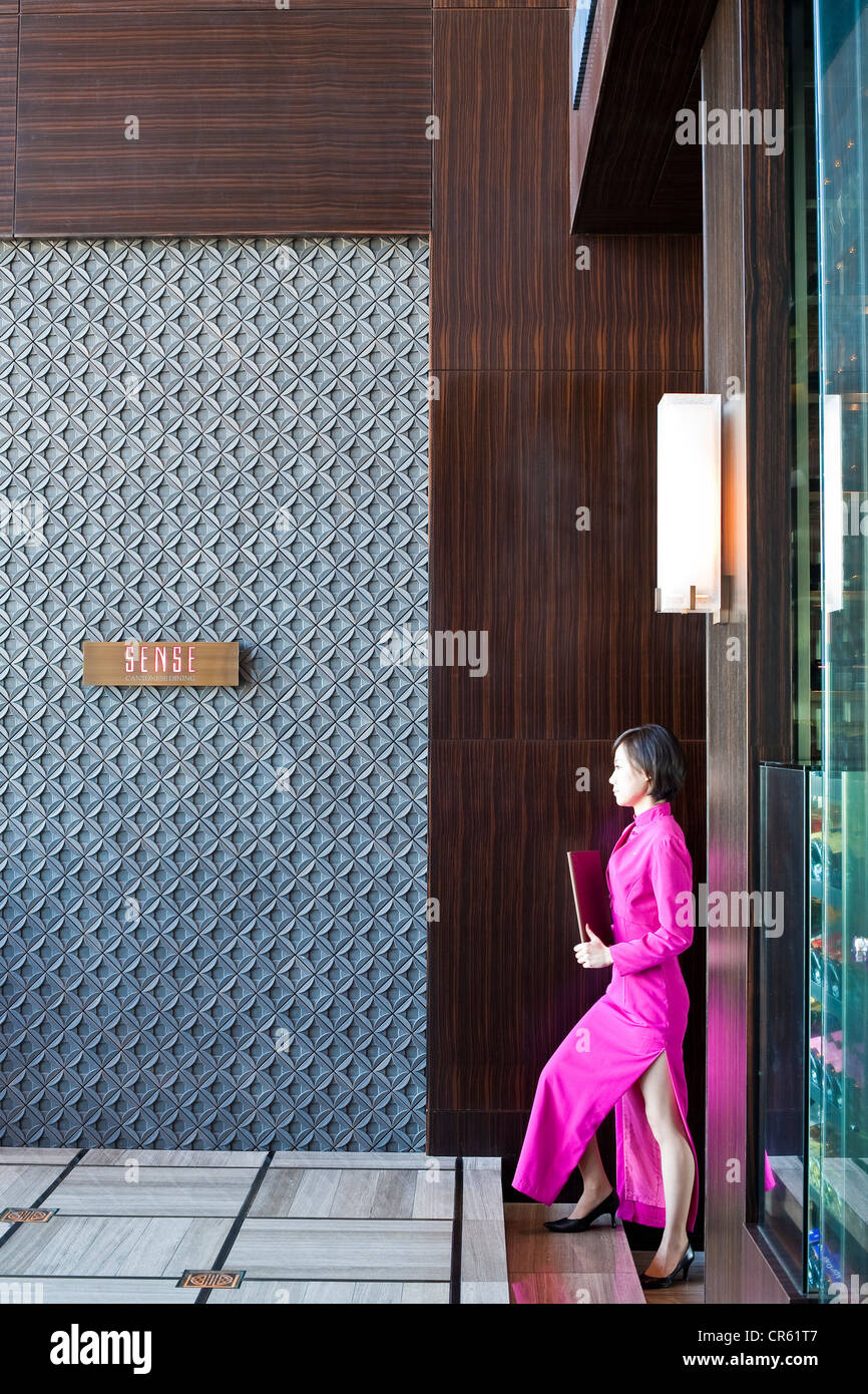 Mandarin Oriental Hotel Restaurant Stock Photos & Mandarin Oriental ...