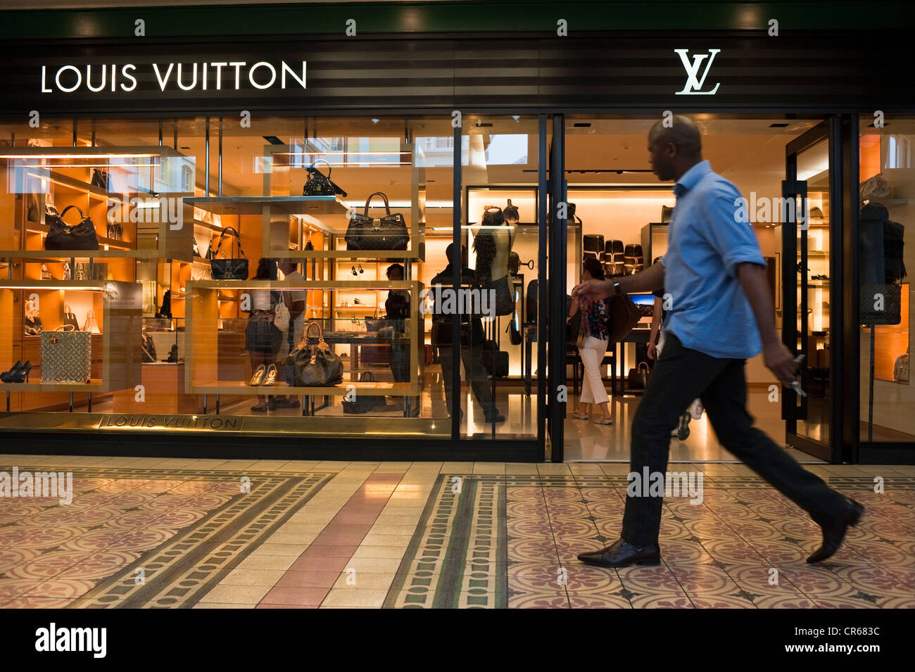 97b38b6f500 Victoria Wharf Shopping Stock Photos   Victoria Wharf Shopping Stock ...