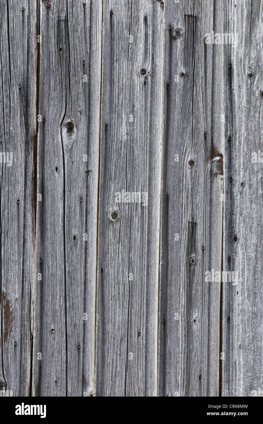 Wood panelling, background - Stock Image