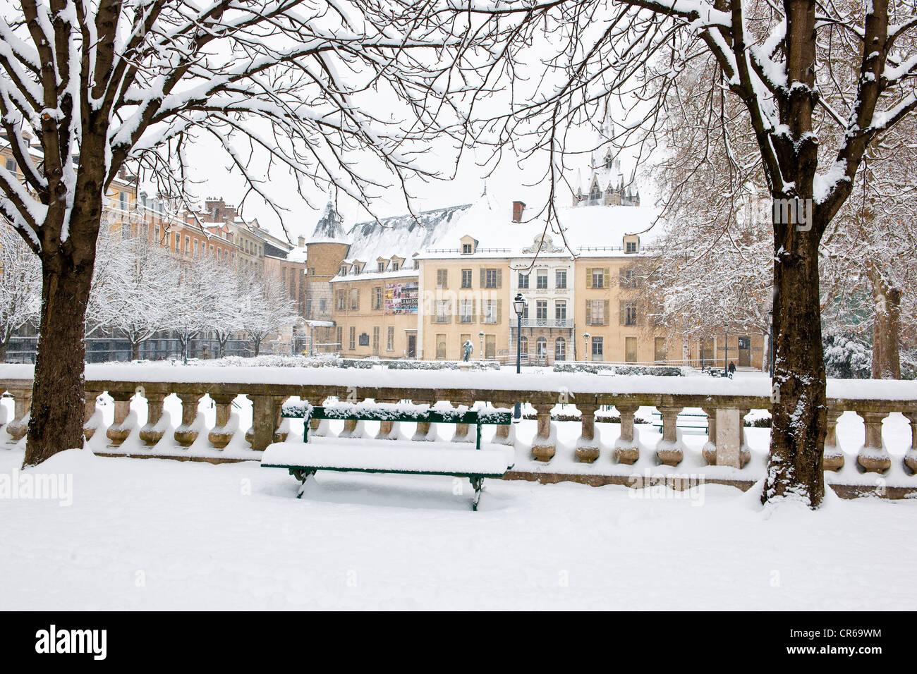Grenoble France Winter Stock Photos & Grenoble France Winter Stock ...