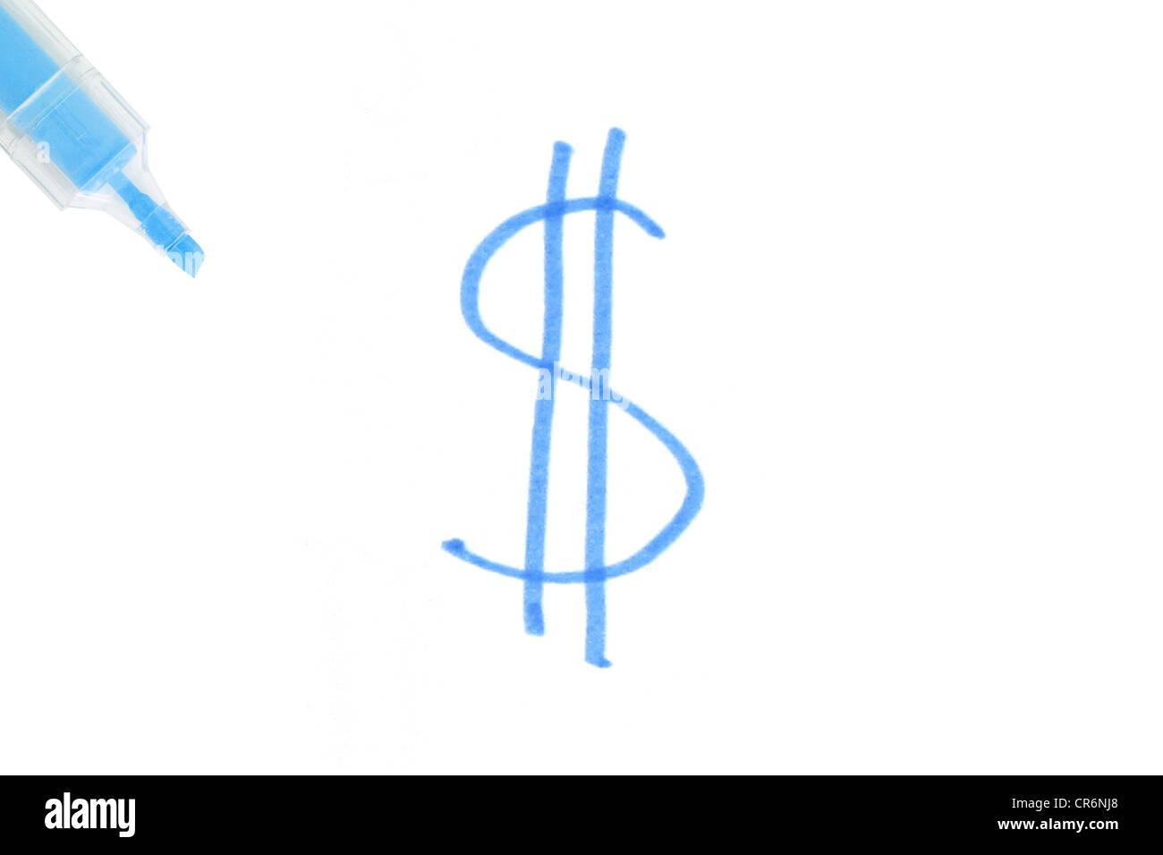 dollar - Stock Image