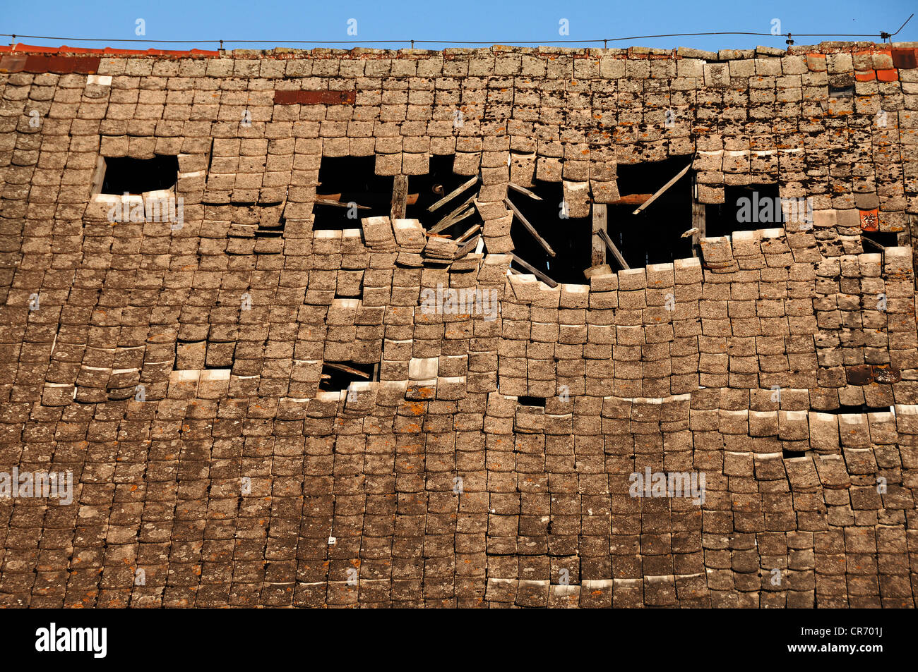 Disrepair Roof Stock Photos Amp Disrepair Roof Stock Images