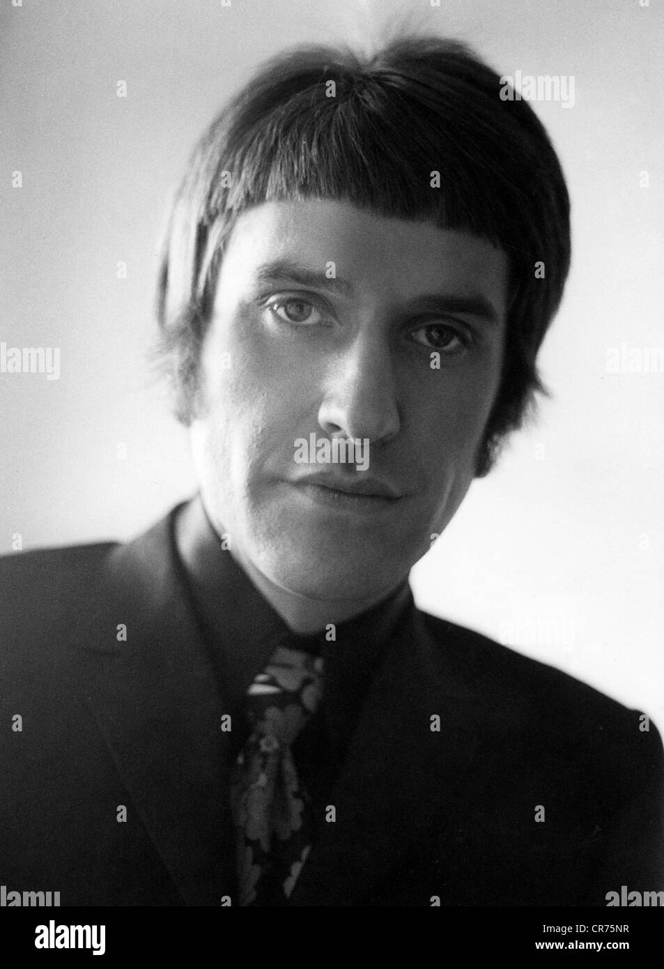 Kinks, The, British music band, member Peter Quaife, middle of 1960s, , Additional-Rights-Clearances-NA - Stock Image
