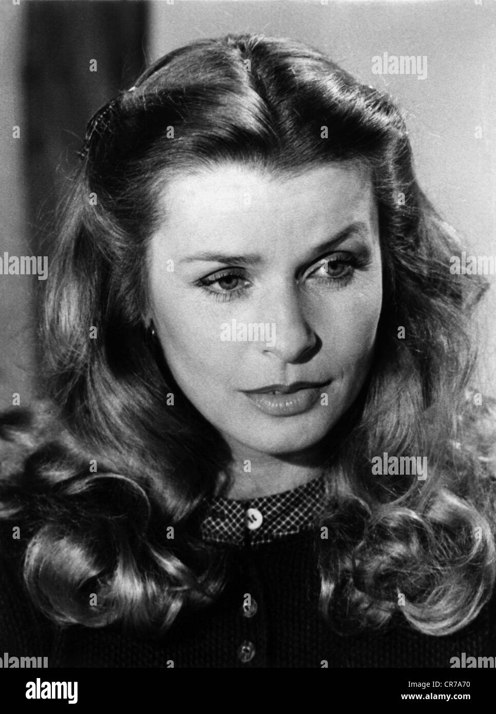 Berger, Senta, * 13.5.1941, Austrian actress, portrait, 1981, , Stock Photo