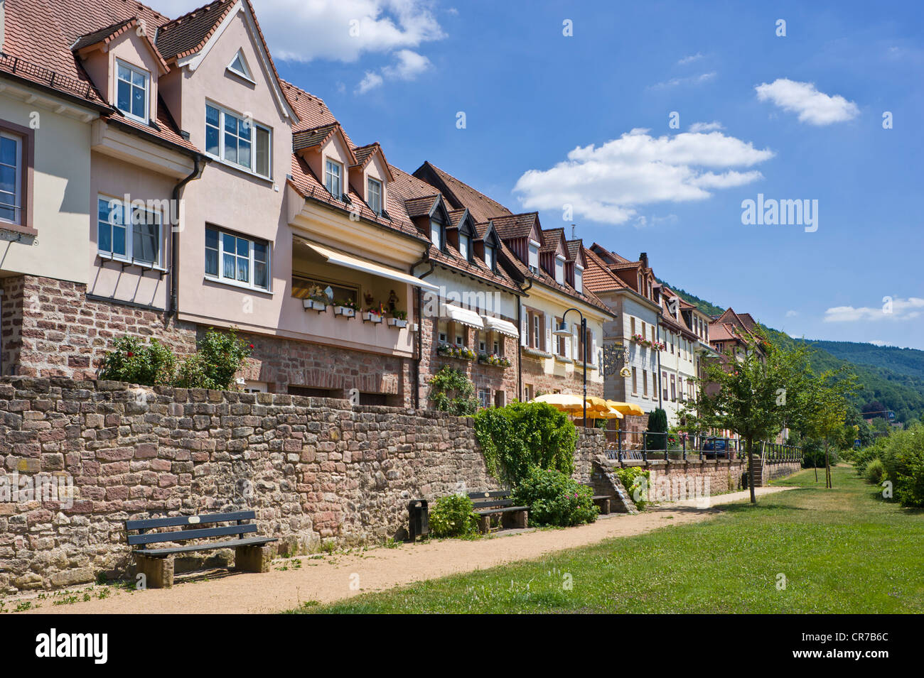 eberbach neckar stock photos eberbach neckar stock images alamy. Black Bedroom Furniture Sets. Home Design Ideas